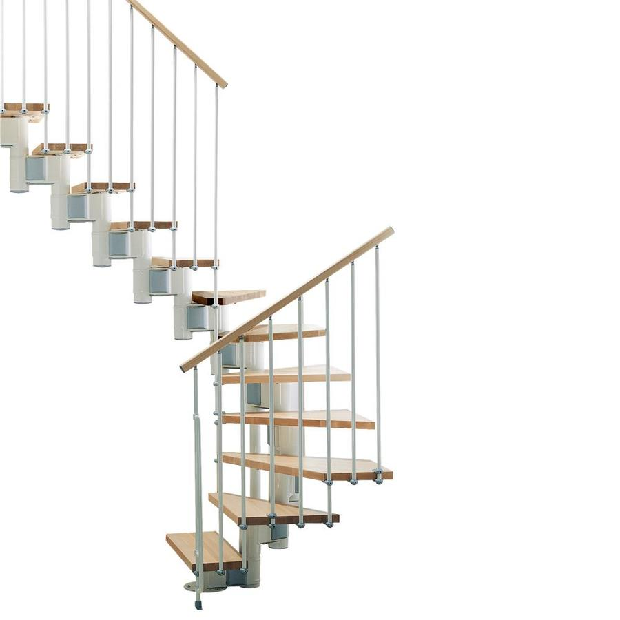 Shop arke staircase kits at for Prefab staircase