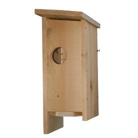 Stovall Products Hanging Wood Squirrel House