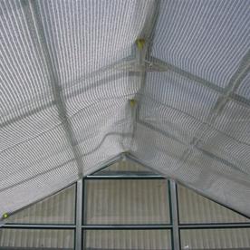 Hobbygrower Greenhouse Shade Amp Shelf Kit From Lowes