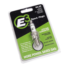 "E3 13/16"" Spark Plug for 4-Cycle Engines"