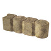 Tan/Brown Geometric Edging Stone (Common: 3-in x 12-in; Actual: 3.1-in H x 12-in L)