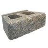 Fulton 16-in L x 6-in H Cumberland Blend Basic Retaining Wall Block (Actuals 16-in L x 6-in H)