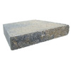 Cumberland Blend Basic Concrete Retaining Wall Cap (Common: 16-in x 3-in; Actual: 16-in x 3-in)