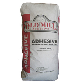 Old Mill Thin Brick Systems 50 lb Adhesive