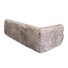 Old Mill Thin Brick Systems Colonial 25-Pack 2.25-in x 7.625-in Rushmore Outside Corner Block Brick Veneer Trim