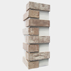 Brickweb 3-Pack 7.625-in x 21-in Little Cottonwood Corner Sheet Brick Veneer Trim