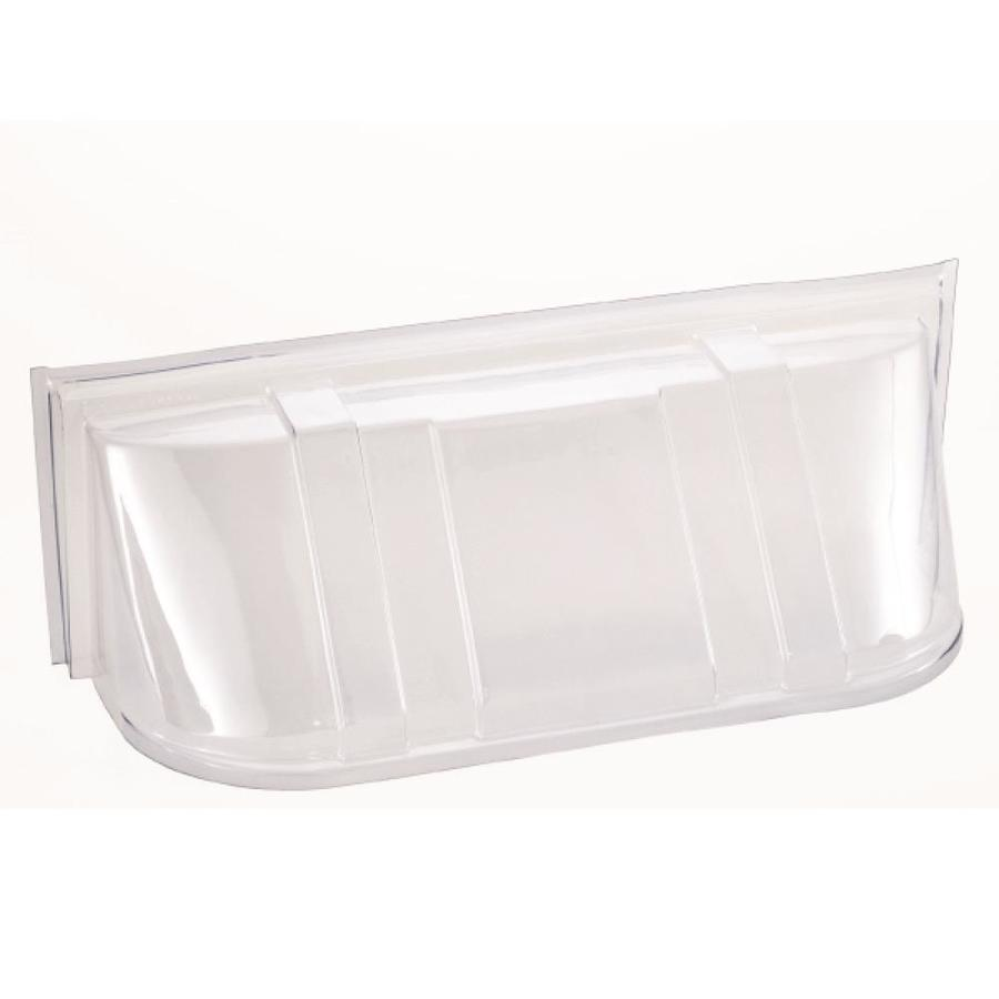 Shop shape products 42 in x 14 in x 15 in plastic window for Window plastic