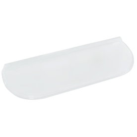 Shape Products 39-1/2-in x 14-1/4-in x 2-in Plastic Elongated Fire Egress Window Well Covers WW4013EM