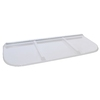 Shape Products 64-3/4-in x 25-1/2-in x 2-in Plastic Rectangular Fire Egress Window Well Covers