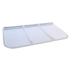 Shape Products 68-1/4-in x 38-in x 2-in Plastic Rectangular Fire Egress Window Well Covers
