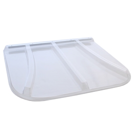 Shape Products 43-1/2-in x 38-in x 2-in Plastic Fire Egress Window Well Covers WW4438UNV