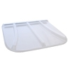 Shape Products 43-1/2-in x 38-in x 2-in Plastic Fire Egress Window Well Covers