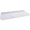 Shape Products 68-1/2-in x 26-in x 2-in Plastic Rectangular Fire Egress Window Well Covers