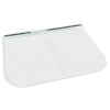 Shape Products 51-1/2-in x 37-3/4-in x 2-in Plastic Rectangular Fire Egress Window Well Covers