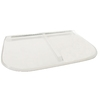 Shape Products 57-1/2-in x 37-1/2-in x 2-in Plastic U-Shaped Fire Egress Window Well Covers