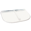 Shape Products 51-1/2-in x 37-3/4-in x 2-in Plastic U-Shaped Fire Egress Window Well Covers