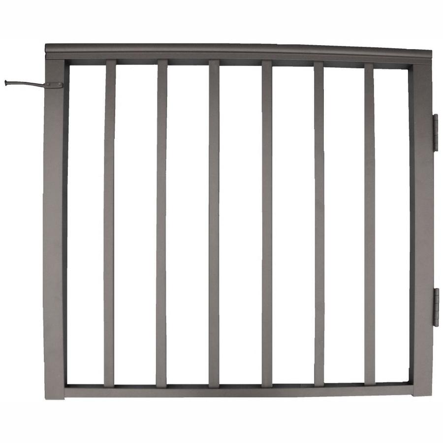 shop wolf handrail porch railing gate at