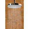 PULSE Retro Line 8-in Chrome Showerhead with Hand Shower