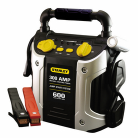 Shop Stanley 300-Amp Jump Starter at Lowes.com