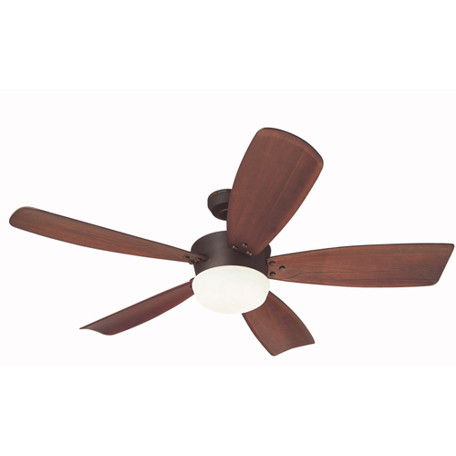"Zoomed: Harbor Breeze 60"" Saratoga Oil-Rubbed Bronze Ceiling Fan"