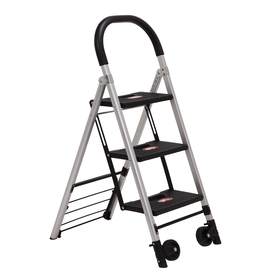 Xtend & Climb 4-ft Aluminum Step Ladder