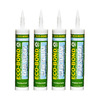 Eco-Bond Clear Paintable Specialty Window and Door Caulk