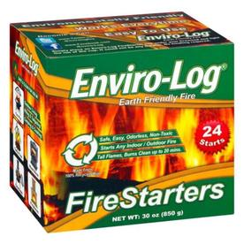 Enviro-Log 24-Pack 2.5 lbs Firestarter
