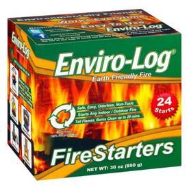 Enviro-Log 24-Pack 2.5-lb Firestarter