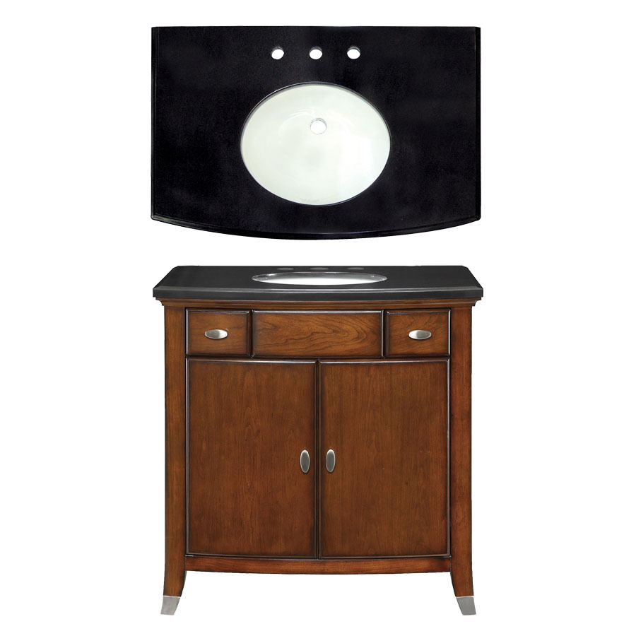 Allen and roth bathroom vanity 2
