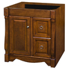 allen + roth 30-in x 21-1/2-in Sienna Caladium Bathroom Vanity