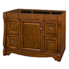 allen + roth Caladium Cherry Traditional Bathroom Vanity (Common: 48-in x 21-in; Actual: 48-in x 21.5-in)