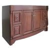 allen + roth Caladium Cherry Traditional Bathroom Vanity (Common: 60-in x 21-in; Actual: 60-in x 21.5-in)