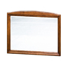 allen + roth 30-in H x 36-in W Allen+Roth Cherry Shapes Bathroom Mirror