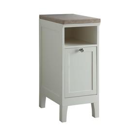 allen + roth Windelton 32-1/4-in H x 13-in W x 19-1/2-in D White Storage Cabinet