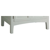 allen + roth Norbury White Undermount Single Sink Poplar Bathroom Vanity with Engineered Stone Top (Common: 24-in x 22-in; Actual: 24-in x 20.63-in)