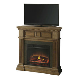 Shop Electric Fireplaces At Lowescom - Corner fireplaces electric