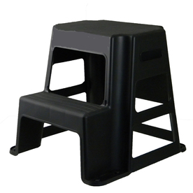 Centrex Plastics, LLC 2-Step Plastic Step Stool