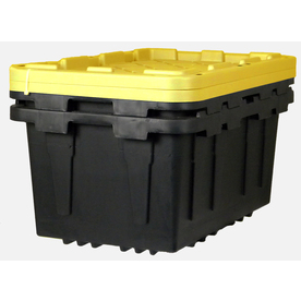 Centrex Plastics, LLC 2-Pack 17-Gallon General Totes