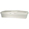 Centrex Plastics, LLC 2-Pack 70-Quart Underbed Totes