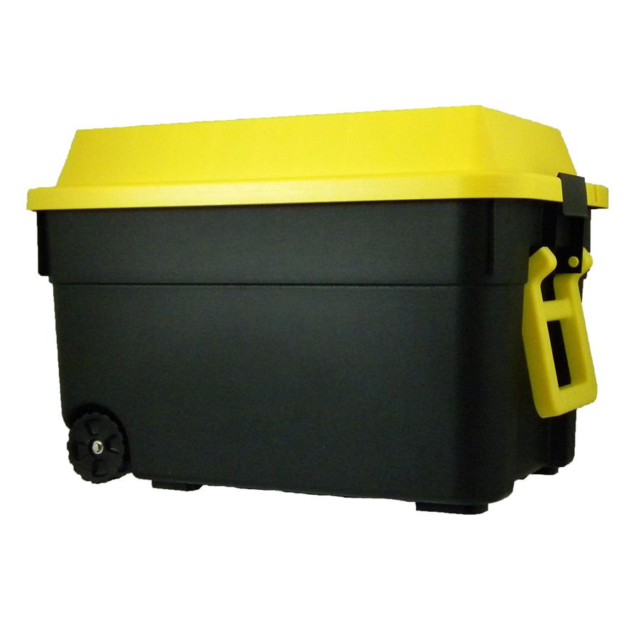 Shop Centrex Plastics Llc Commander 25 Gallon Tote With