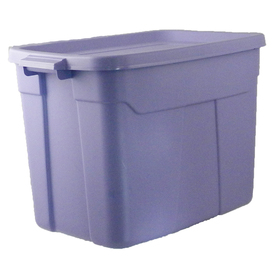 Centrex Plastics, LLC Rugged Tote 18-Gallon Tote with Standard Snap Lid