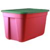 Centrex Plastics, LLC 30-Gallon Tote with Standard Snap Lid