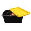 Centrex Plastics, LLC Commander 27-Gallon Tote with Standard Snap Lid