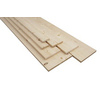 Top Choice Kiln-Dried Eastern White Pine Softwood Board (Common: 6-in x 8-ft; Actual: 0.75-in x 5.5-in x 8-ft)