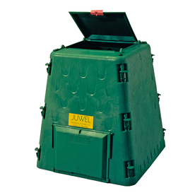 Exaco 10 cu ft Plastic Stationary Bin Composter