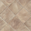 Armstrong 12-ft W Shelbyville Taupe Geometric Finish Sheet Vinyl