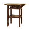 Style Selections Warm Brown Round Dining Table