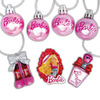 Barbie 7-Pack Ornament Set