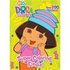 Random House Dora The Explorer Super Coloring Fiesta!