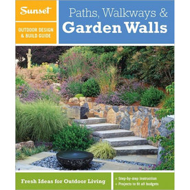 Sunset Design and Build Paths, Walkways, and Garden Walls